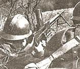 Французские солдаты в касках М 26